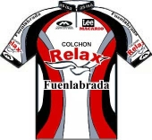Relax - Fuenlabrada 2000 shirt