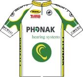 Phonak 2000 shirt
