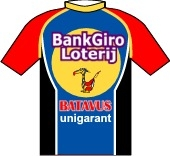 Bankgiroloterij - Batavus - Unigarant 2000 shirt