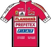 Flanders - Prefetex 2000 shirt