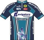 Navigators Cycling Team 2000 shirt