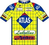 Atlas - Lukullus - Ambra 2000 shirt