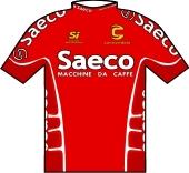 Saeco 2001 shirt