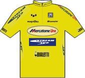 Mercatone Uno - Stream TV - Bailetti 2001 shirt