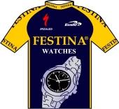 Festina - Lotus 2001 shirt