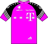 Team Deutsche Telekom 2001 shirt