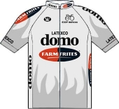 Domo - Farm Frites - Latexco 2001 shirt