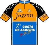 Jazztel - Costa de Almeria 2001 shirt
