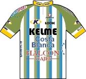 Kelme - Costa Blanca 2001 shirt