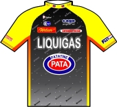 Liquigas - Pata 2001 shirt