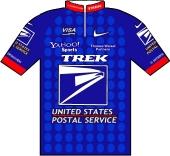 US Postal Service 2001 shirt
