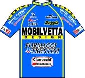 Mobilvetta - Formaggi Trentini 2001 shirt
