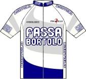 Fassa Bortolo 2001 shirt