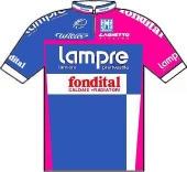Lampre - Fondital 2006 shirt
