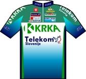 Krka - Telekom Slovenije 2001 shirt
