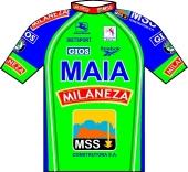 Milaneza - MSS 2001 shirt
