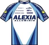 Alexia Alluminio 2001 shirt