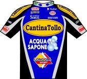 Cantina Tollo - Acqua e Sapone 2001 shirt
