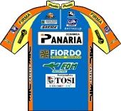 Panaria - Fiordo 2001 shirt