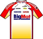 BigMat - Auber 93 2001 shirt