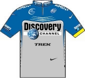 Discovery Channel Pro Cycling Team 2006 shirt