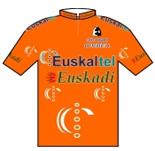 Euskaltel - Euskadi 2001 shirt