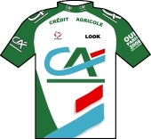 Crédit Agricole 2001 shirt
