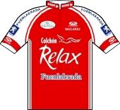Relax - Fuenlabrada 2001 shirt