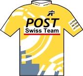 Post Swiss Team 2001 shirt