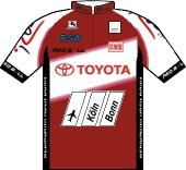 Team Cologne 2001 shirt