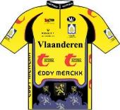 Vlaanderen - T-Interim 2001 shirt