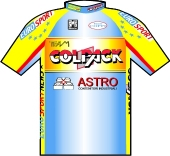 Team Colpack - Astro 2001 shirt
