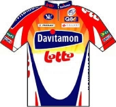 Davitamon - Lotto 2006 shirt