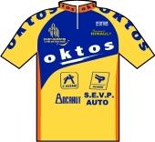 Saint Quentin - Oktos 2001 shirt