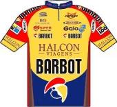 Barbot - Halcon 2006 shirt