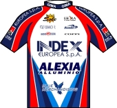 Index  - Alexia Alluminio 2002 shirt