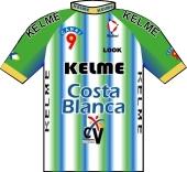 Kelme - Costa Blanca 2002 shirt