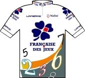 La Francaise des Jeux 2002 shirt