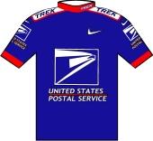 US Postal Service 2002 shirt