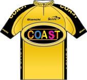 Team Coast 2002 shirt