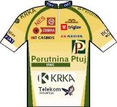 Perutnina Ptuj - Krka - Telekom Slovenije 2002 shirt