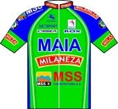 Milaneza - MSS 2002 shirt