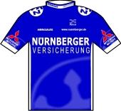 Team Nürnberger 2002 shirt