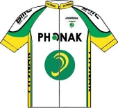 Phonak 2002 shirt