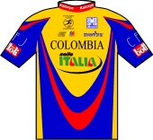 Colombia - Selle Italia 2002 shirt