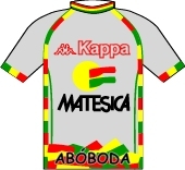 Matesica - Abodoba 2002 shirt