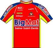 BigMat - Auber 93 2002 shirt
