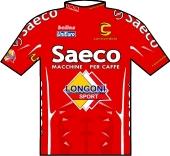 Saeco - Longoni Sport 2002 shirt