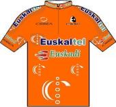 Euskaltel - Euskadi 2002 shirt