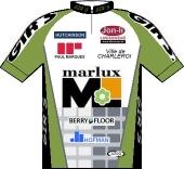 Marlux - Ville de Charleroi 2002 shirt